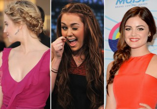 Celebrity Fashion Hair Trend: Stars Love Long Braids! (PHOTOS)