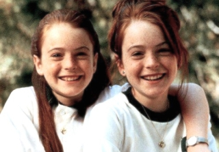 Lindsay Lohan Recreates \'Parent Trap\' Scene — and it\'s Awesome