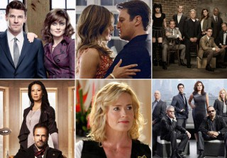Which Procedural Show Has the Sexiest Cast?