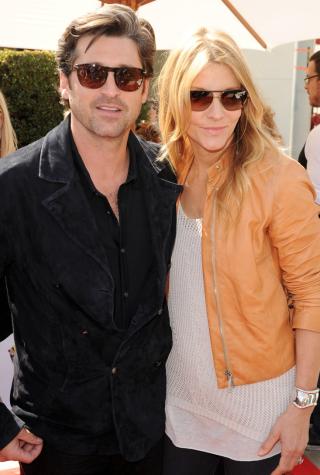 Jillian & Patrick Dempsey divorce