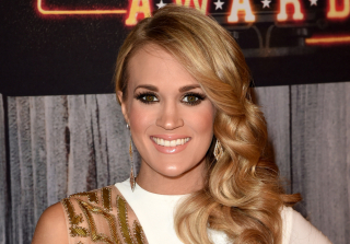 Pregnant Carrie Underwood Doesn't Have a Baby Name Picked Out Yet!