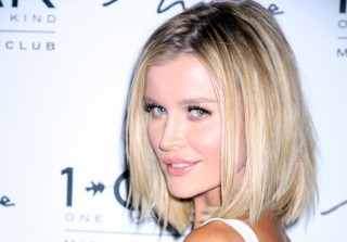 Joanna Krupa Flaunts Major Sideboob at Las Vegas Club (PHOTO)