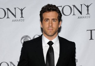 "New Dad Ryan Reynolds Says He's ""Tried Breastfeeding"" (VIDEO)"