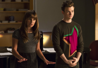 Glee's Chris Colfer and Lea Michele Nab 2015 Teen Choice Award Nominations