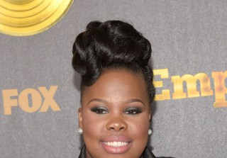 Amber Riley Stuns at FOX's Empire Premiere (PHOTOS)