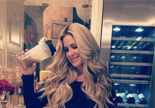 'Don't Be Tardy's Kim Zolciak Explains Why She Still Wears Wigs (VIDEO)