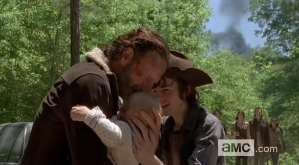 Judith Grimes/temporada 5 | The Walking Dead Wiki | FANDOM ... |The Walking Dead Season 5 Judith