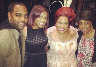 Kandi Burruss Remembers Mama Sharon on Anniversary of Her Death (PHOTO)