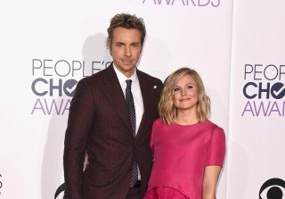 Kristen Bell's Post-Baby Debut — Less Than 3 Weeks After Birth! (VIDEO)