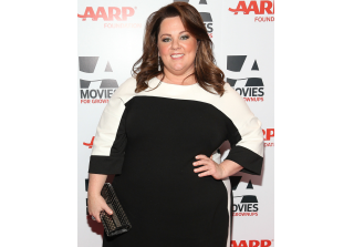 Melissa McCarthy at the People\'s Choice Awards: Thinner Than Ever! (PHOTOS)