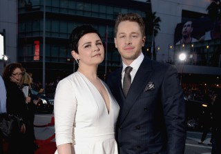 Ginnifer Goodwin Reveals Post-Baby Body at 2015 People's Choice Awards