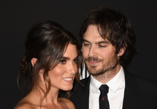 Ian Somerhalder's Wedding: Which Vampire Diaries Stars Attended?