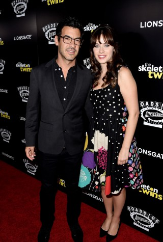 "Premiere Of Roadside Attractions' ""The Skeleton Twins"" - Red Carpet"