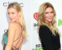 Joanna Krupa and Brandi Glanville