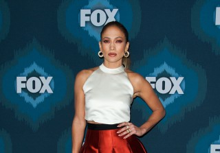 Jennifer Lopez  and More Celebs at the 2015 Fox Winter TCA Tour (PHOTOS)