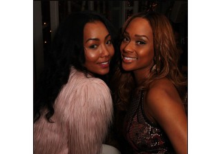 Which Love & Hip Hop Star Is College Pals With THIS Top Model? (PHOTOS)