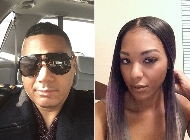 moniece and rich dollaz dating Milan christopher is now dating cast mate, moniece slaughter milan christopher is now dating cast mate moniece dated love & hip hop ny's rich dollaz.