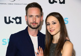 Patrick J. Adams on Working With Troian Bellisario and His Photography — Exclusive