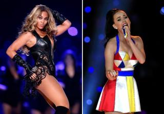 Did Katy Perry's Super Bowl Halftime Performance Top Beyoncé's? (POLL)