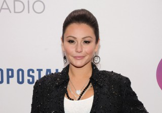 "Jenni ""JWoww"" Farley Shares What She's Wearing Under Her Wedding Dress"