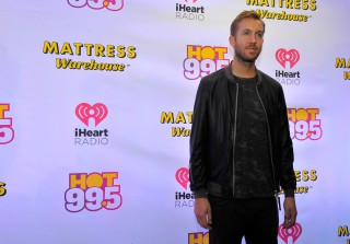 Calvin Harris Is Nominated For Dance Song of The Year at 2015 iHeartRadio Music Awards