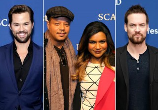 Terrence Howard, Mindy Kaling, and More Turn Out For aTVfest (PHOTOS)