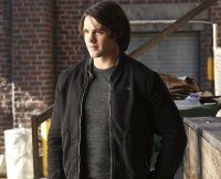 "Steven R. McQueen as Jeremy Gilbert in Season 6, Episode 14 (""Stay"")"