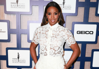 Kelly Rowland Flaunts Post Baby Bod Three Months Since Giving Birth (PHOTOS)
