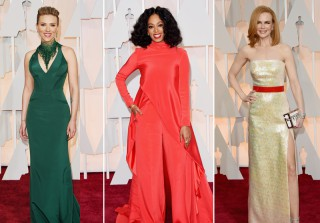 2015 Oscars: Worst Dressed List (PHOTOS)