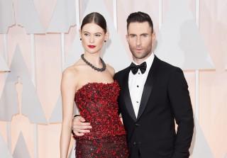 Adam Levine & Behati Prinsloo Expecting First Child — Report