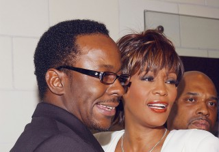 Bobby Brown Admits He Hit Whitney Houston, Had Sex With a Ghost