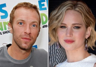 Jennifer Lawrence and Chris Martin Never Split (VIDEO)