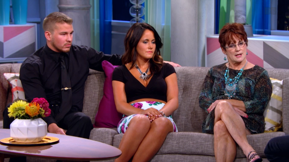 Jenelle Evans Taking Barbara to Court for Custody of Jace — Report
