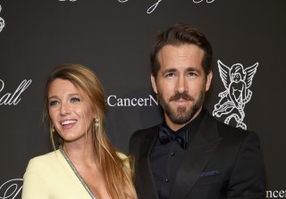 Ryan Reynolds Reveals His Daughter's Name Is NOT Violet