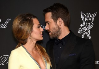 Blake Lively and Ryan Reynolds Fighting Over Baby\'s First Word (VIDEO)