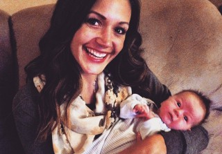Desiree Hartsock Meets Renee Oteri\'s Adorable Baby Jax!