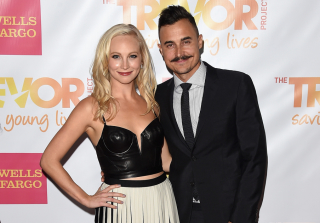 Candice Accola and Joe King Channel Fifty Shades of Grey (PHOTO)