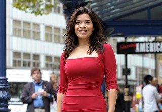 America Ferrera on Sisterhood of the Traveling Pants 3, Blake\'s Baby
