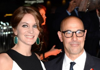 Stanley Tucci Is a Father Again! Welcomes Son With Felicity Blunt