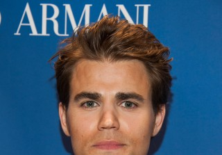 Paul Wesley Always Has a \
