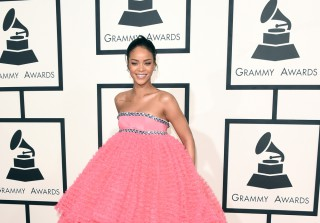 Rihanna and Blue Ivy's Sweet Photo — the Grammy Moment You Missed!