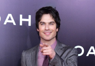 Ian Somerhalder Thanks Fans After Delena Wins People\'s Choice Award