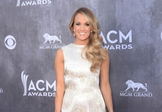 Carrie Underwood Reveals Her Pregnancy Perk! (PHOTO)