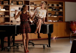 Glee Season 6: Sneak Peek of Brittana's Barn Wedding (VIDEO)