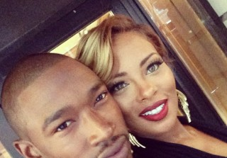 Eva Marcille\'s Ex Kevin McCall Bashes Rapper Wale Over Eva!