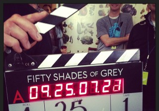 Fifty Shades Director Cuts Raciest Scene From the Book (VIDEO)