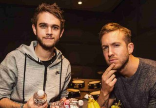 Are Zedd And Calvin Harris Working on New Music Together?