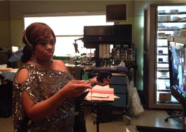 Chandra Wilson — From NAACP Image Awards to Grey's Anatomy Set!