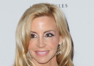 """Camille Grammer Calls Ex-Husband Kelsey Grammer a """"Narcissist"""""""
