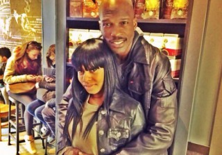 Chad Ochocinco\'s Rumored Girlfriend Is Pregnant! (PHOTO)